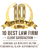 10 Best Law Firm: Client Satisfaction